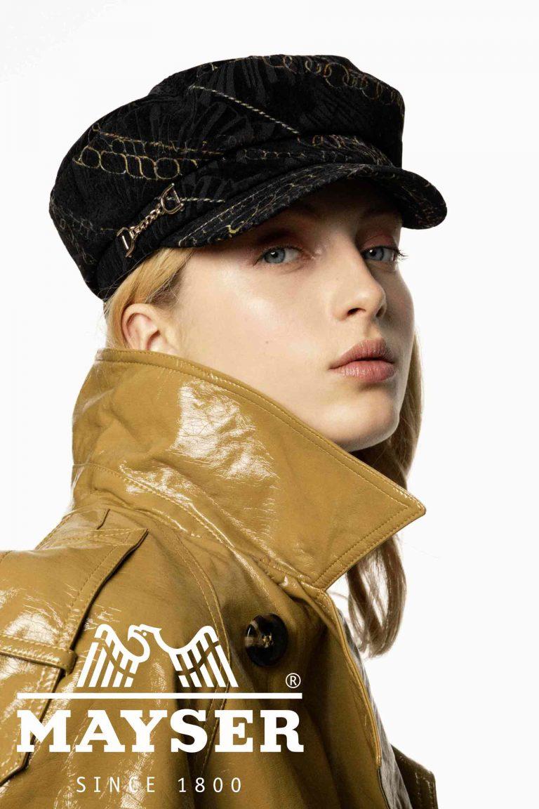 Flat-Cap für Damen von ZECHBAUER MAYSER