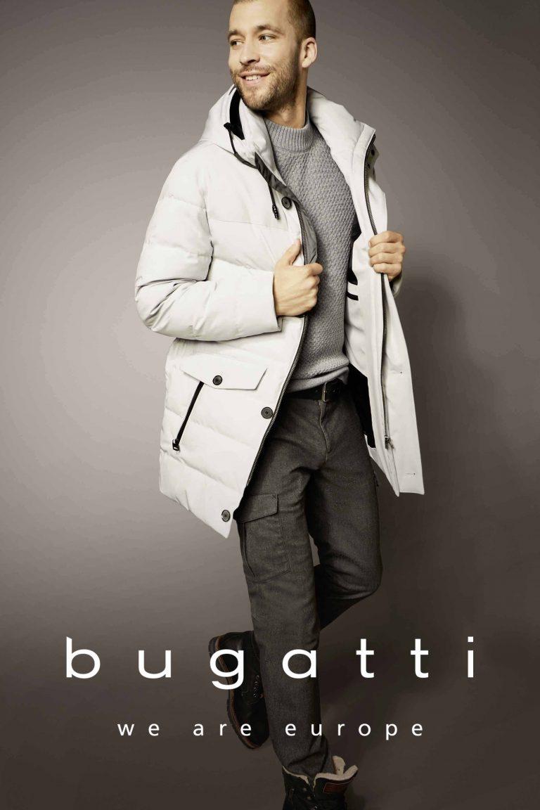 Outdoorjacke für Herren von BUGATTI