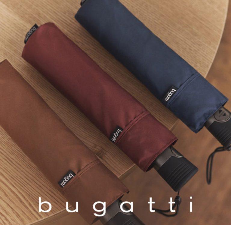 Regenschirme von BUGATTI